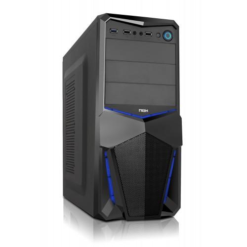 Caixa NOX PAX USB 3.0 Black
