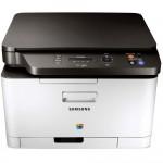 Impressora Samsung Multifuncional Laser Cor CLX-3305